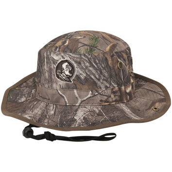 Men's Top of the World Camo Florida State Seminoles Xtra Conceal Bucket Hat