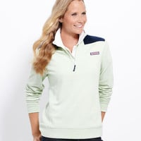 Women's Pullovers: Womens Corduroy Shoulder Shep Shirt - Vineyard Vines