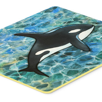 Killer Whale Orca Kitchen or Bath Mat 24x36 BB5348JCMT