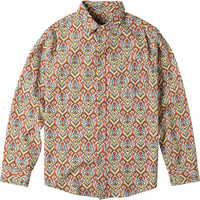 Altamont Cultus Woven Shirt - Long-Sleeve - Men's Clay,