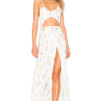 Wildfox Couture Wildflower Dress in White | REVOLVE