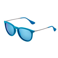 Blue Ray-Ban Unisex Sunglasses