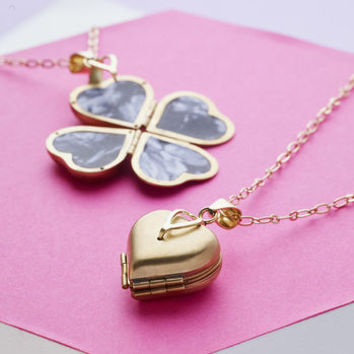 Friends And Family Locket