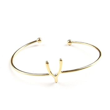 Wish Bone Bangle