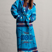 Wool Coats, Pendleton ® Wool Fabric Reversible Car Coat