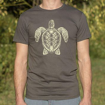 Mens Sea Turtle Spirit T-Shirt