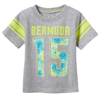 Jumping Beans ''Bermuda'' Tee - Baby Boy, Size: