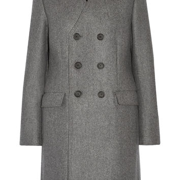 Joseph - Double-breasted boiled wool coat