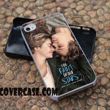 The Fault in Our Stars case for iPhone 4/4S/5/5S/5C/6/6+ case,samsung S3/S4/S5 case,samsung note 3/4 Case