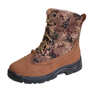 On Sale Hot Deal Anti-skid Cotton Shoes Outdoors Training Boots [118134439961]
