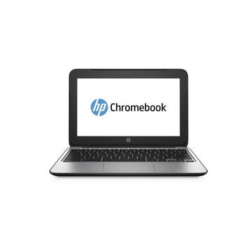 HP 11 G3 Chromebook Intel Celeron N2840 2.16GHz 4GB 16GB SSD WebCam 11.6 Chrome OS K4J87UA#ABA