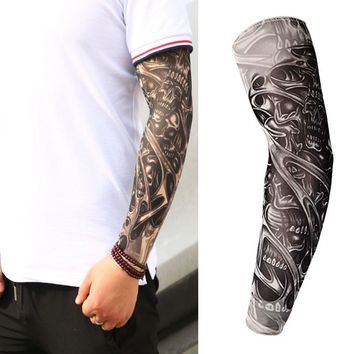 Fake Temporary Unisex Tattoo Arm Sleeves