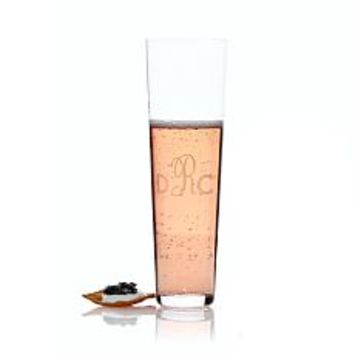 Acrylic Stemless Champagne Flute