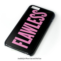 Flawless Beyonce Album Design for iPhone and iPod Touch Case
