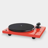 Music Hall MMF-2.2LE Record Player- Red One