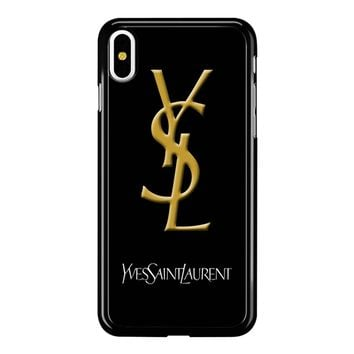 Ysl iPhone X Case