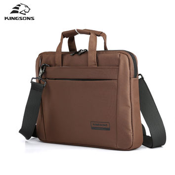 Handbags Notebook Totes Laptop Bag Unisex Briefcase Shoulder Messenger Bags Women Man Business Handbag