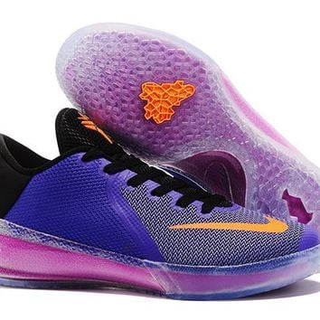 Nike Zoom Kobe Venom 6 EP Purple/ Orange Basketball Shoe