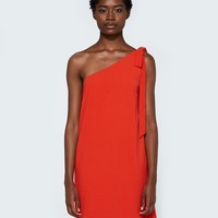Farrow / One Shoulder Dress
