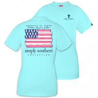 "Simply Southern ""Birth"" Short Sleeve Tee"