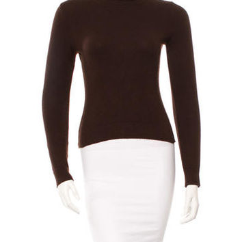Chanel Cashmere Sweater