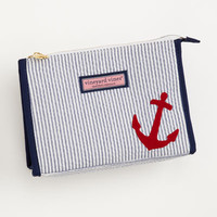 Women's Accessories: Anchor Makeup Bag – Vineyard Vines