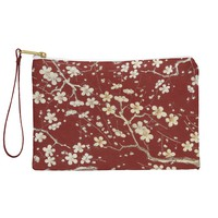 Belle13 Sakura Cherry Blossoms Pouch