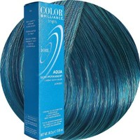 Ion Color Brilliance Brights Semi-Permanent Hair Color Aqua