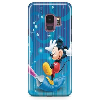 Mickey Mouse, Pluto, Chip And Dale Samsung Galaxy S9 Case | Casefantasy
