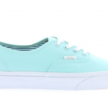 Vans W Authentic(Deck Club)Sea Green