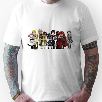 Black Butler Cast Unisex T-Shirt