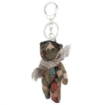 Lovely Bear Pendant Charm Key Chain Bags Travel Tour Backpack Accessories