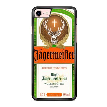 Jagermeister iPhone 7 Case