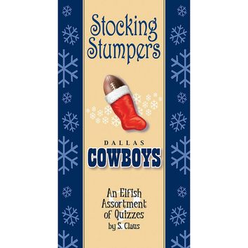 Dallas Cowboys Stocking Stumpers Trivia Book
