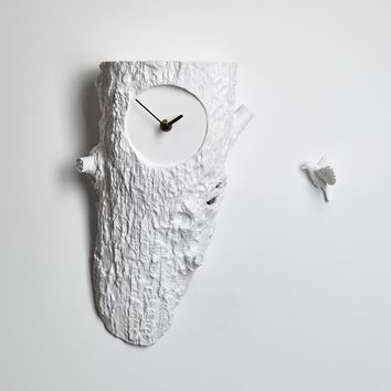 Cuckoo X CLOCK - Tree by Haoshi Design | Generate Design