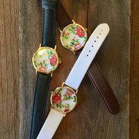 Blossoms Floral Watch