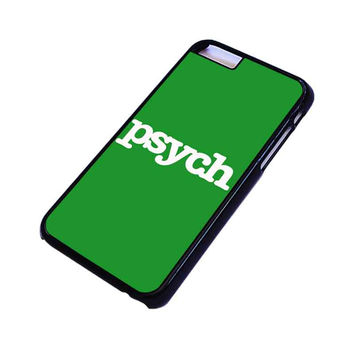 PSYCH iPhone 6 Case