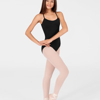 Adult Adjustable Camisole Dance Leotard