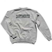 Dartmouth - Classic - Sweatshirt (Grey) - Sweatshirts - Dartmouth
