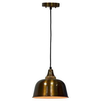 Copper Ceiling Lights 12.8 X 7.6 X 13.07 Inch - The Industrial Shop™