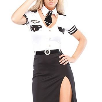 Atomic Strip Search Officer Costume