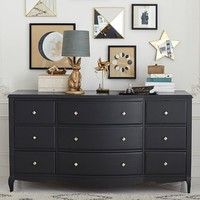 The Emily & Meritt Lilac 9-Drawer Dresser