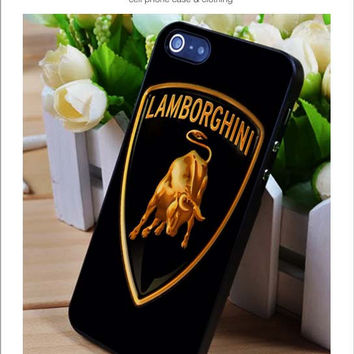 Lamborghini new design iPhone for 4 5 5c 6 Plus Case, Samsung Galaxy for S3 S4 S5 Note 3 4 Case, iPod for 4 5 Case, HtC One for M7 M8 and Nexus Case