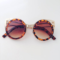 Tip Top Cat eye Sunglasses