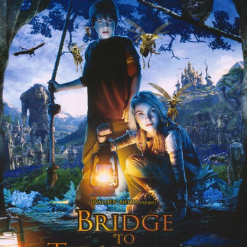 Bridge to Terabithia 11x17 Movie Poster (2007)