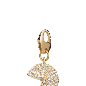 Kate Spade Lucky Cookie Charm Clear ONE
