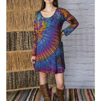 Nataya Mudmee Swing Dress