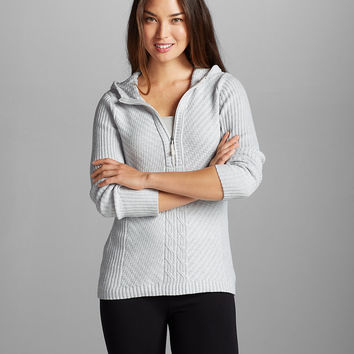 Women's Shasta Hooded Tunic Sweater | Eddie Bauer