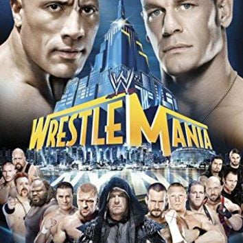 Various & World Wrestling - WWE: WrestleMania XXIX