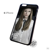 american horror story actress taissa famirga2 Phone Case For Apple,  iphone 4, 4S, 5, 5S, 5C, 6, 6 +, iPod, 4 / 5, iPad 3 / 4 / 5, Samsung, Galaxy, S3, S4, S5, S6, Note, HTC, HTC One, HTC One X, BlackBerry, Z38